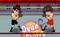 Ben 10 & Bakugan Boxing game