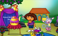 Dora Birthday Party