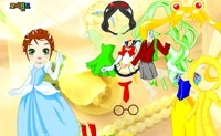 Disney Princess Dress Up 3