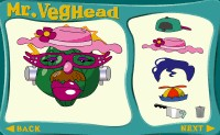 Veghead Dress Up